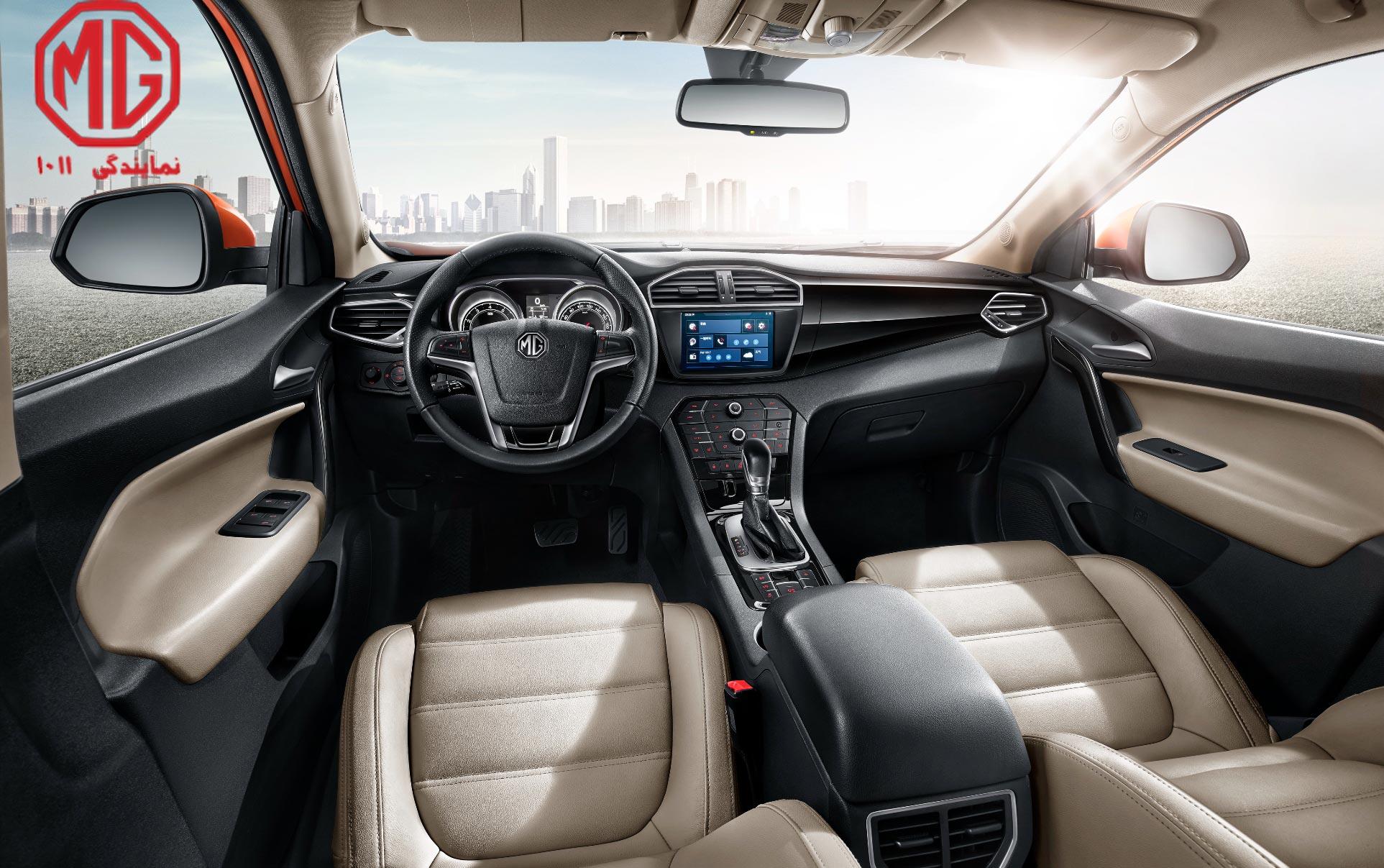 رانندگی با خودرو نو ام جی را چگونه آغاز کنیم؟